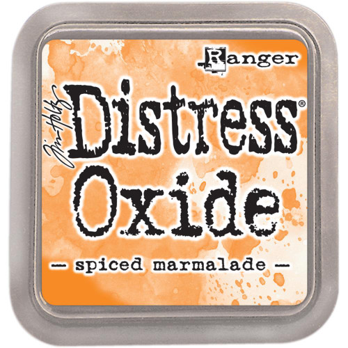 Distress Oxide Ink Pad: Spiced Marmalade