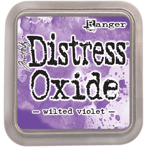 Distress Oxide Ink Pad: Wilted Violet