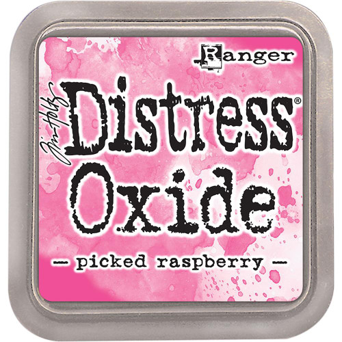 Distress Oxide Ink Pad: Picked Raspberry