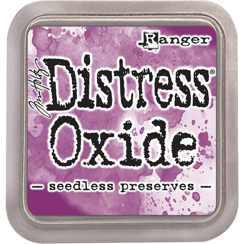 Distress Oxide Ink Pad: Seedless Preserves