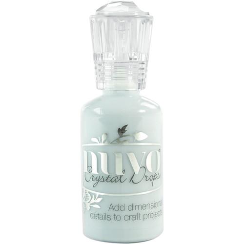 Tonic Studios Nuvo Crystal Drops: Duck Egg Blue