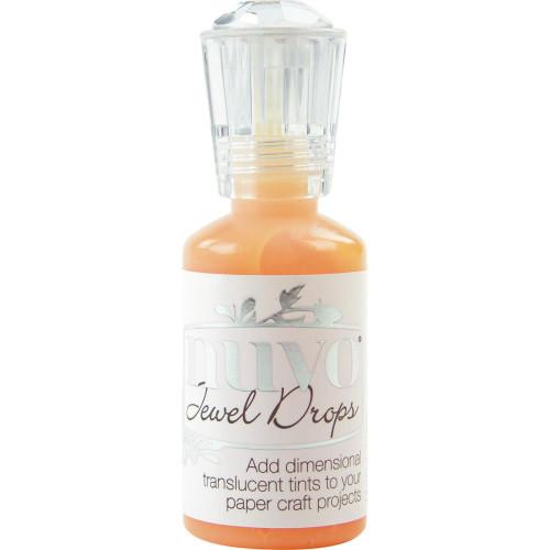 Tonic Studios Nuvo Jewel Drops: Orange Marmalade