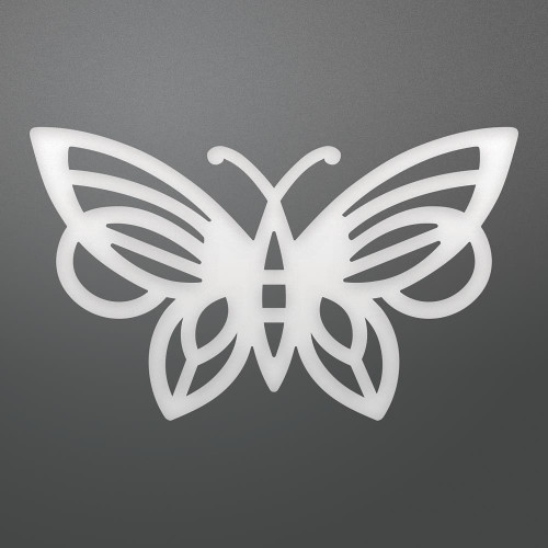 Ultimate Crafts Univeral Impression Die: Art Deco Butterfly