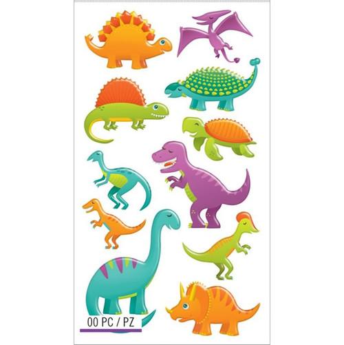 EK Success Sticko Puffy Stickers: Dinosaurs