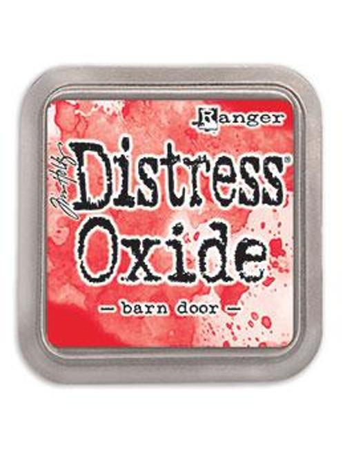 Distress Oxide Ink Pad: Barn Door