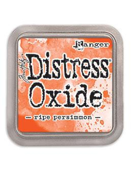 Distress Oxide Ink Pad: Ripe Persimmon