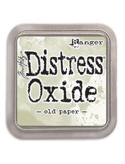 Distress Oxide Ink Pad: Old Paper