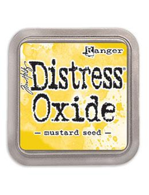 Distress Oxide Ink Pad: Mustard Seed
