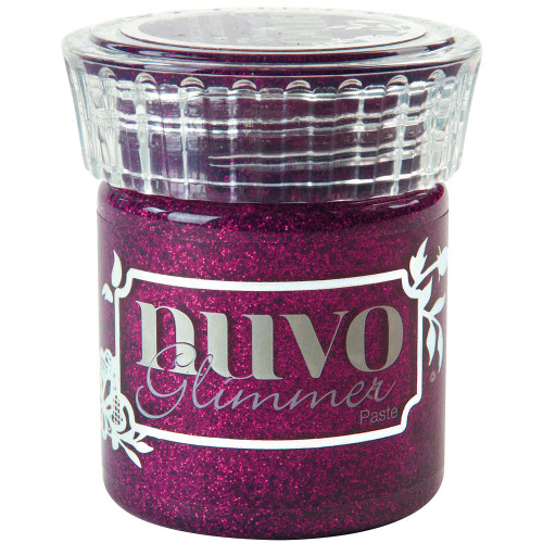 Tonic Studios Nuvo Glimmer Paste: Plum Spinel