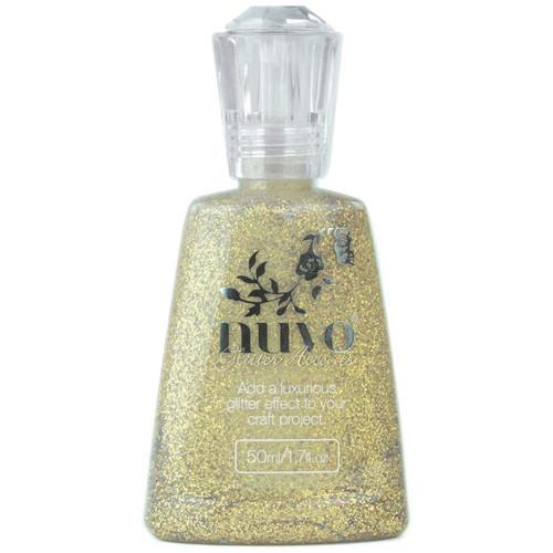 Tonic Studios Nuvo Glitter Accents: Aztec Gold