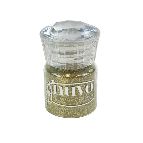 Tonic Studios Nuvo Embossing Powder: Gold Enchantment