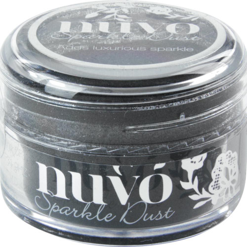 Tonic Studios Nuvo Sparkle Dust: Black Magic