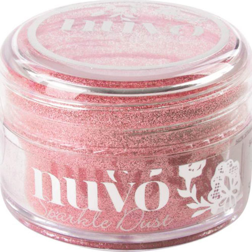 Tonic Studios Nuvo Sparkle Dust: Rose Quartz