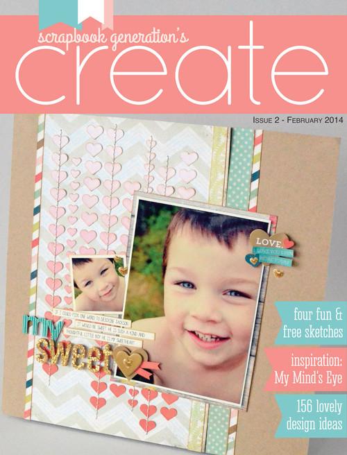 CREATE: February 2014 Downloads