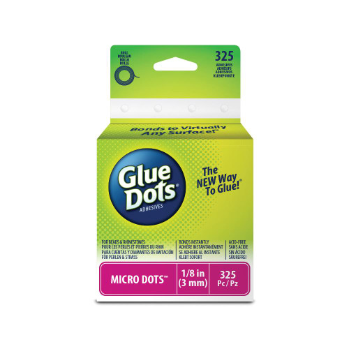 Glue Dots Rolls: Micro