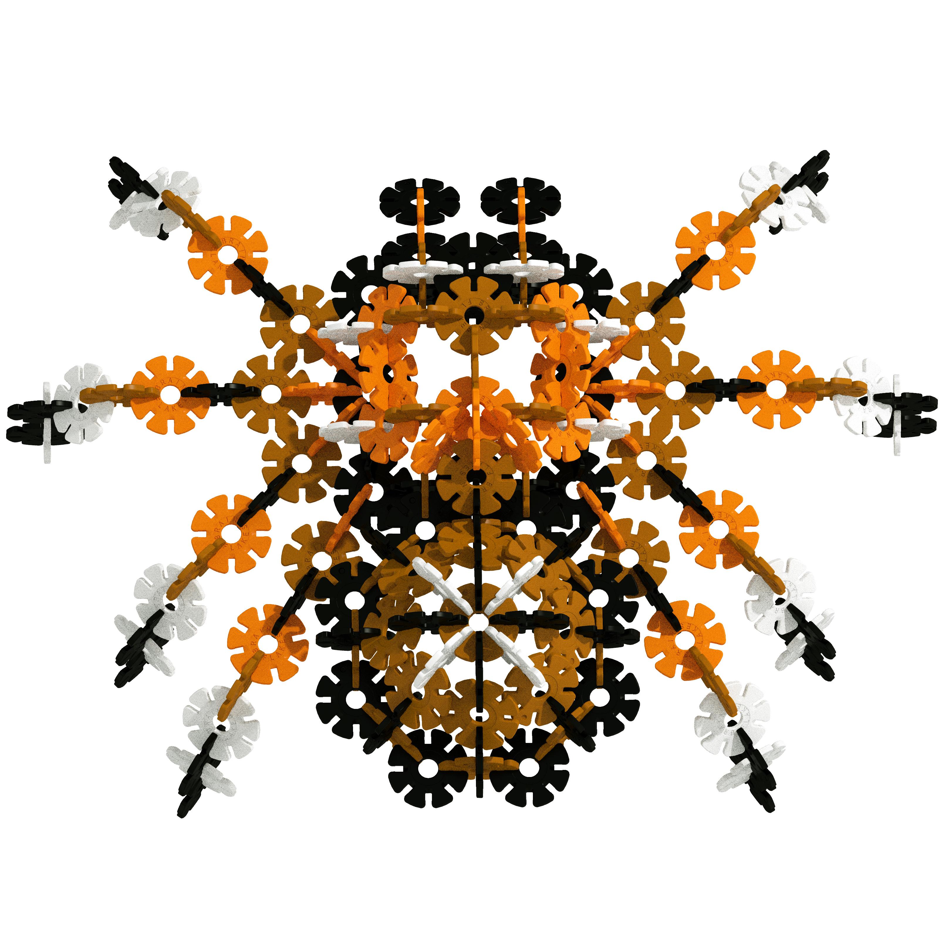 Brain Flakes Spider