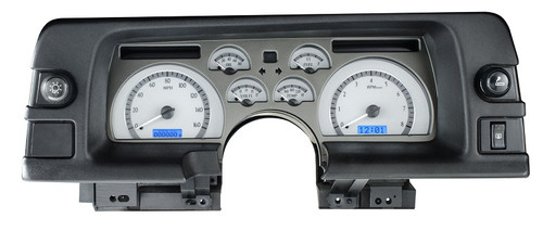 dakota digital dash 90 91 92 chevy camaro analog gauge cluster vhx 90c cam. Black Bedroom Furniture Sets. Home Design Ideas