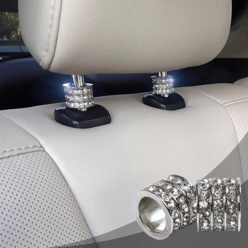 Crystal Car Bling Interior Exterior Decoration Accessories Bling Car Decor