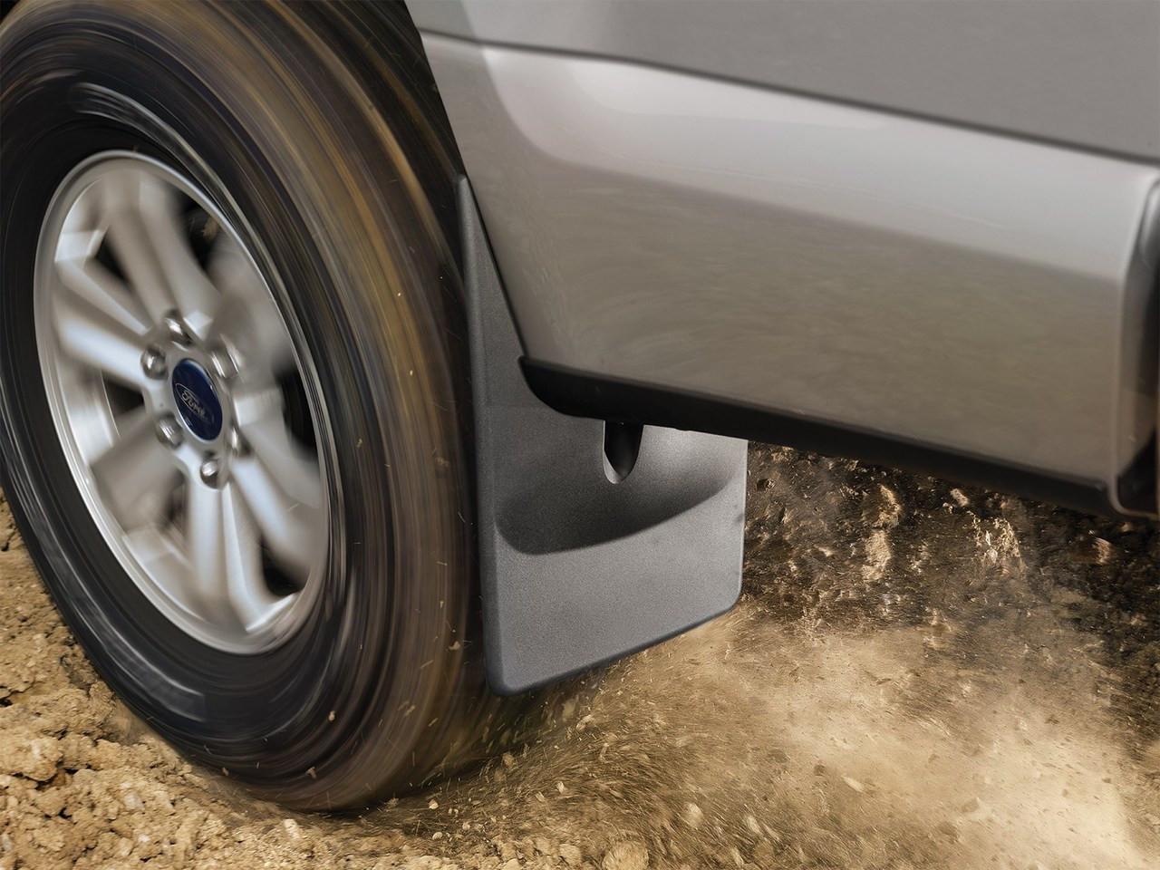 Weathertech Front Rear Mud Flaps   Raptor Ecoboost