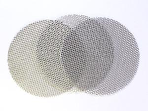 Perforated Diamond Discs