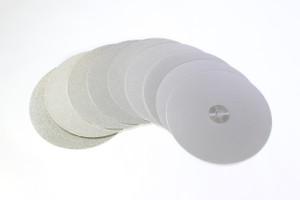 Diamond Faceting Discs
