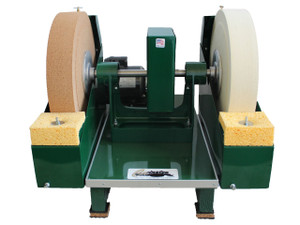 "16"" Cork & Felt Glass Polisher"
