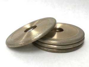 "4"" x 1/4"" Diamond Engraving Wheels"