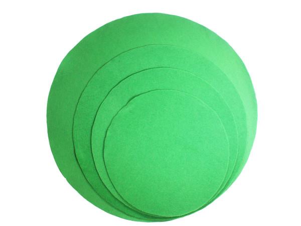 Rociprolap - Green Polish Pads