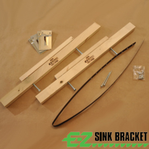EZ Sink Bracket for Sink Installation