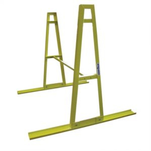 Weha Yellow A Frame Rack with Crossbar