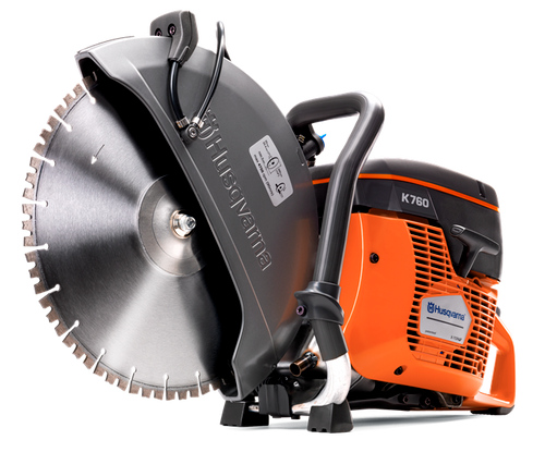 "Husqvarna K 760 14"" Demo Saw"