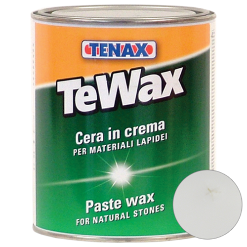 Tenax TeWax Clear Wax Paste - 1 Quart Container