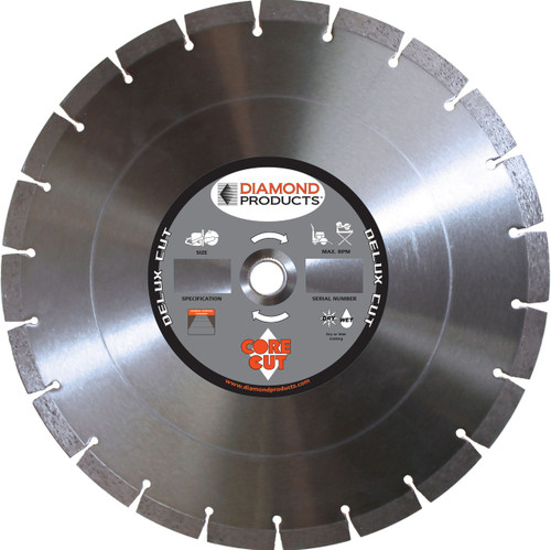 Diamond Products Segmented Blade