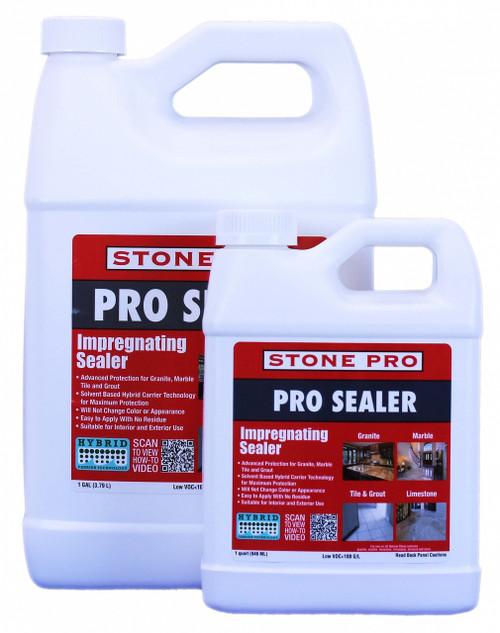 Stone Pro Pro Sealer Stone Impregnating Sealer