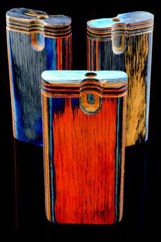 Large Multicolor Dugout - W118