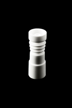 Female Dual Sized Domeless Ceramic Nail - BS244