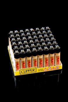 Raw Mini Clipper Lighter (48pc Display) - L122