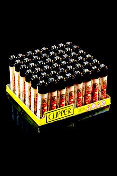 Raw Clipper Lighter (48pc Display) - L121