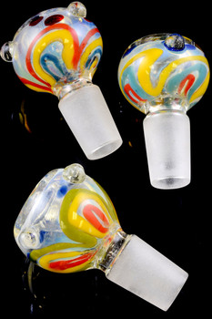 18.8mm Glass on Glass Bowl - BS478