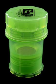 4 Part Grinder Jar - J157