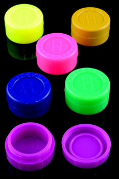 Large Silicone Jar - J0158