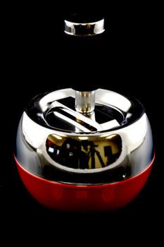 Push Button Ashtray - M0224