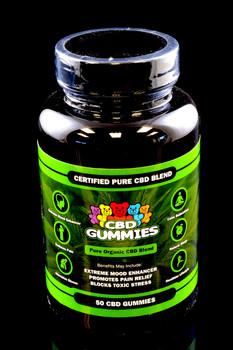 50 Count CBD Gummies - CBD102