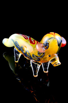Color Changing Dog Pipe - AP195
