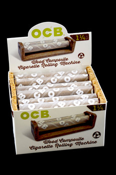 "OCB 1 1/4"" Wood Composite Rolling Machines (6 count) - RP215"