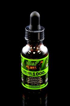1000mg CBD Tincture Oil - CBD115