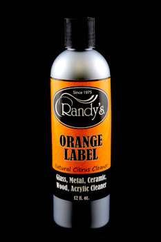 12oz Randy's Orange Label Cleaner - M232