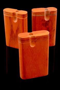 Small Orange Dugout - W167
