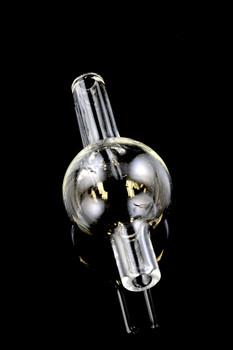 Clear Bubble Carb Cap - BS509