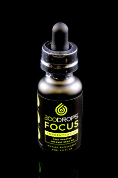 EcoDrops Focus 30ml - CBD133
